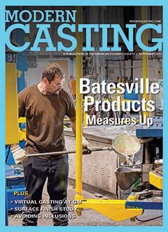 Modern Casting Magazine, September 2017