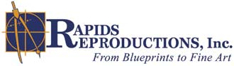 Rapids Reproduction Inc logo