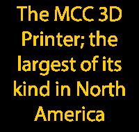 The MCC 3D Printer txt