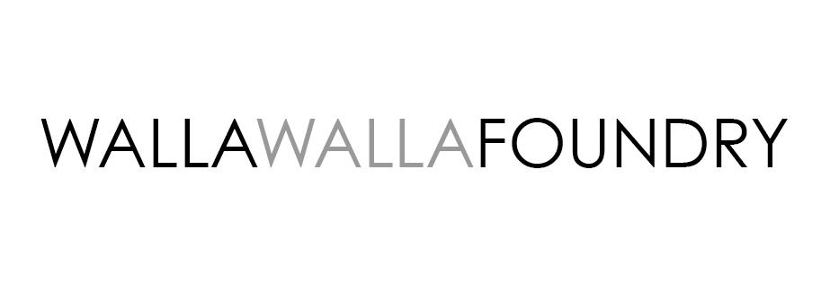 Walla Walla Foundry logo