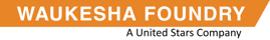 Waukesha Foundry logo
